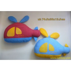Bantal Tanggung Helicopter idr 42rb per pc