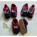 Sepatu Pipi Mimi Jeans Bunga idr 33rb per psg