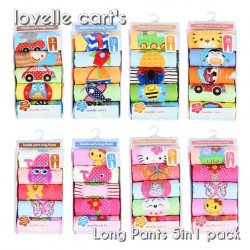 Celana Panjang Lovelle Carts idr 105rb per pack isi 5pc