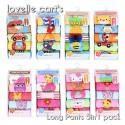 Celana Panjang Lovelle Carts idr 100rb per pack isi 5pc