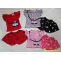 Setelan Baby Little Lulu Camera 6-18bl idr 46rb per stel