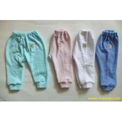 Celana Panjang Baby Polos uk S 3-6bl idr 75rb per 4pc