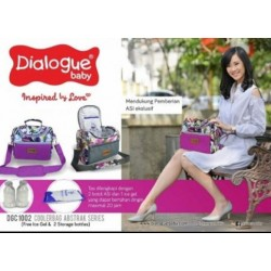Coolerbag Dialogue Abstack idr 190rb per pc