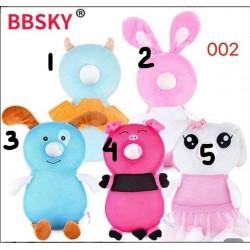 Baby Head Neck Protector atau Sabuk Jalan Baby idr 85rb per pc