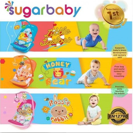 Sugar Baby Bouncher idr 225rb per pc