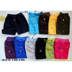 Celana Hotpants Polos uk 6-18bl, 1-2th dan 2-3th idr 28rb per pc