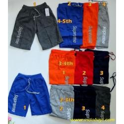 Celana Pendek Sport Supreme idr 30rb per pc