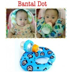 Bantal Dot Motif idr 37rb