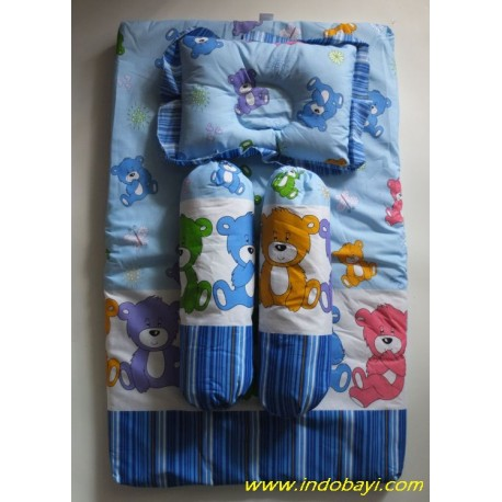 Kasur Bantal Guling Bayi Baby Bear K idr 55rb, B 75rb...