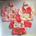 Jaket Anak Baby Girl Bird uk 1-2th, 2-3th, 3-4th idr 75rb pe rpc