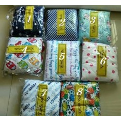Selimut Celana Baby Little Estate idr 75rb per pc