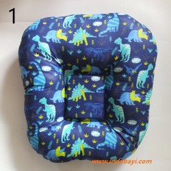 Bantal Sofa Baby Motif 60x60x14cm idr 125rb per pc