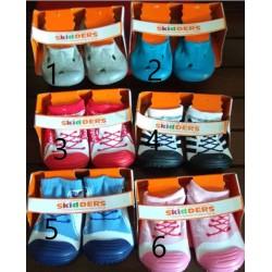 Sepatu Kaos Kaki Skidder New Motif idr 42rb per psg