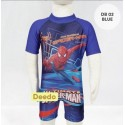 Baju Renang Baby Spiderman Blue 6-24bl idr 65rb per pc
