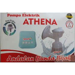 Breastpump Elektrik Reliable Athena idr 325rb per pc