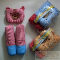 Bantal Guling Darby The Cat idr 60rb per set