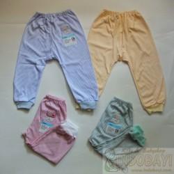 Celana Panjang Miyo Pampers M 2-3th idr 80rb per set isi 4pc, uk L 3-4th idr 80rb per 4pc